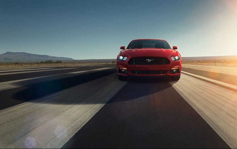 Ford Mustang 2015 revista Chilanga Surf