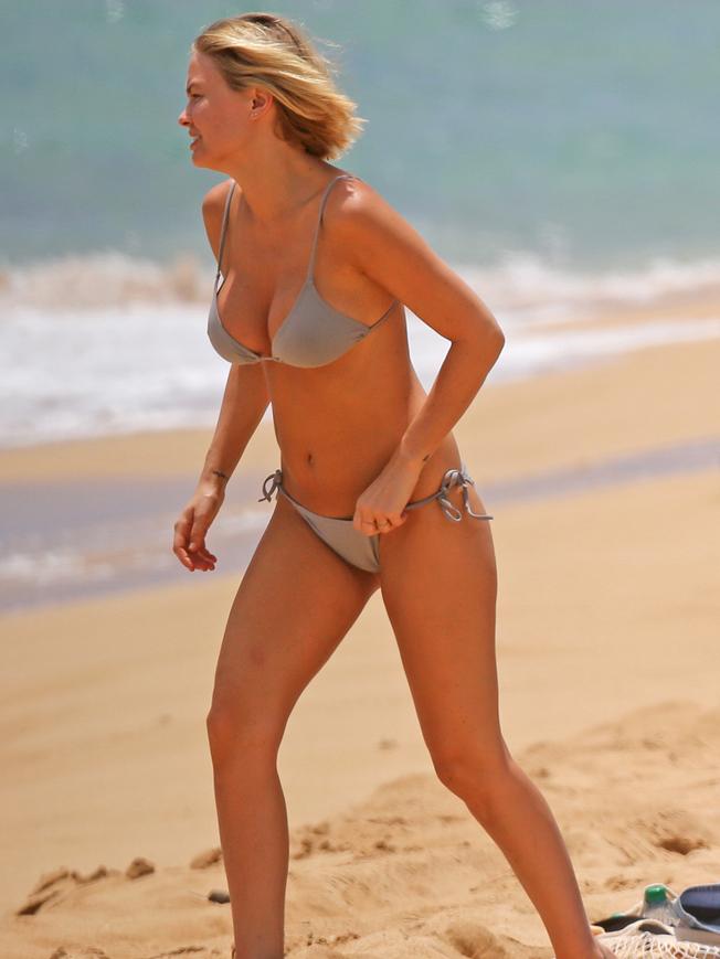 Lara Bingle revista Chilanga Surf