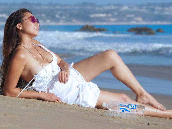Abby Cubey revista Chilanga Surf