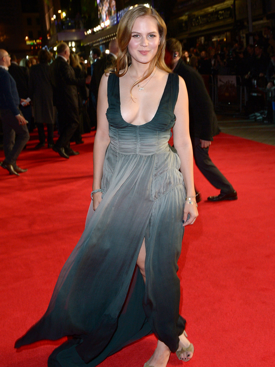 BFI London Film Festival closing night gala of 'Fury'