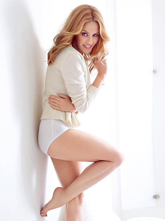 Kylie Minogue revista Chilanga Surf