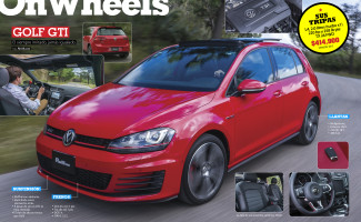 On Wheels nov-dic 2014 Golf GTI