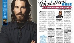 Reply ene-feb 2013 Christian Bale
