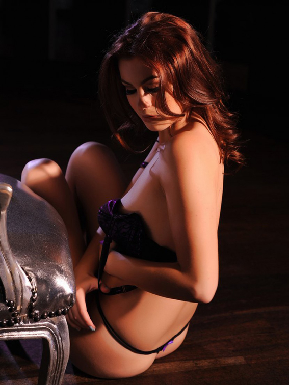 Summer-St.-Claire-Takes-Off-Her-Purple-Lingerie-for-a-Topless-Shoot-03-830x1106