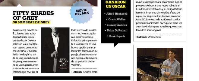Drop Cine Ene/Feb 2015