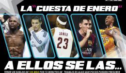 Fuel ene/feb 2015  Los más ricos del deporte