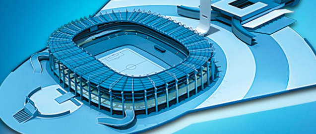 Estadio Azteca renovado revista Chilanga Surf