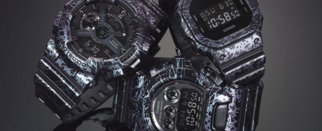 Colección de G-Shock revista Chilanga Surf