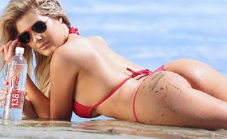 Sarah Harris revista Chilanga Surf