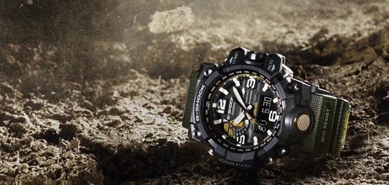 G- Shock revista Chilanga Surf