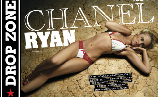 Chanel Ryan revista Chilanga Surf