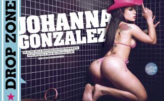 Johanna Gonzalez revista Chilanga Surf