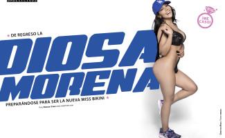 Isela Palacios revista Chilanga Surf