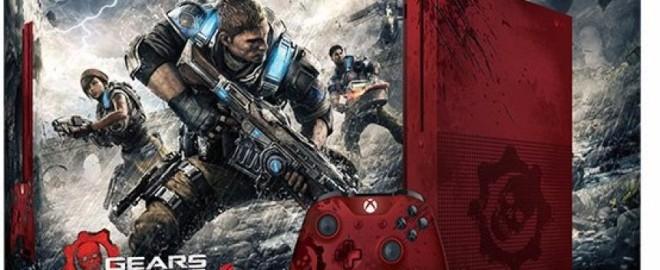 Gears of War la consola de Xbox One