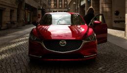 Mazda 6 (2018)